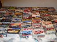 model car collection ( 64 pieces )
