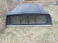 Camper shell for Ford F150