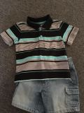 Boys 2 Piece Outfit, Size 6-12 Months