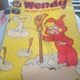 Vintage Comic Wendy the good little witch