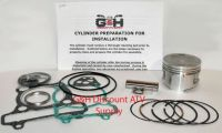 Buy Yamaha YFM225 Moto-4 Machining Service & Top End Rebuild Kit YFM 225 Engine motorcycle in Somerville, Tennessee, United States, for US $158.95