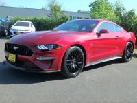 2018 Ford Mustang GT FASTBACK (RUBY RED METALLIC TINTED)