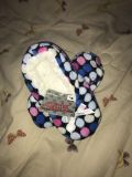 Girls new with tags ($4) slippers/socks