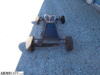 For Sale/Trade: Single seater Sears Brand Go Cart frame with Briggs motor