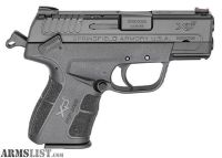 For Sale: SPRINGFIELD ARMORY XD-E 9MM