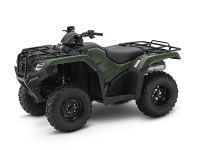 2017 Honda FourTrax Rancher 4x4 DCT EPS Utility ATVs Warsaw, IN