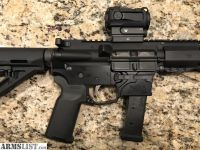 For Sale: 9mm Billet AR15 - Takes Glock Mags