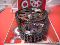 Purchase AMC Jeep 304 360 390 401 Rollmaster CS7110 Double Roller Billet Timing Set motorcycle in Fort Lauderdale, Florida, US, for US $129.96