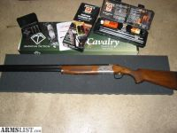 For Sale: ATI Calvary 12GA O/U Shotgun-EXTRAS
