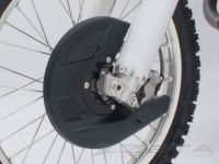 Purchase ZETA Front Brake DISC GUARD Cover BLACK 2006-2015 KX250F KX250-F ZE52-1220/1041 motorcycle in Sugar Grove, Pennsylvania, United States, for US $53.95