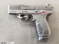 For Sale: Used Ruger SR22P in .22LR