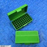 For Sale: Plastic Ammo Storage Boxes for 9mm or .380