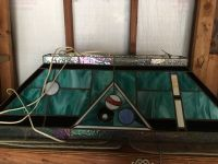 Antique Pool Table Light REDUCED!!