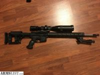 For Sale: NEW Long range ar15 with glass