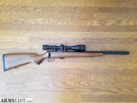 For Sale: CZ 455 heavy barrel Varmint