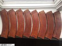 For Sale: Molot 45 round Bakelite 5.45x39 magazines