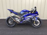 2007 Yamaha YZF-R6 SuperSport Motorcycles Bridgeport, WV