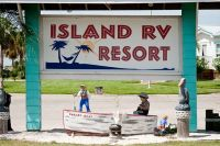RV Sites (Island RV Resort) (Port Aransas)
