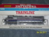 Walthers Trainline Ho Scale #931-194 Ge Dash 8-40 Bw Amtrak
