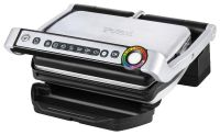 T-FAL OPTIGRILL Stainless Steel 8351 REMOVABLE PLATES Opti Grill TeFal
