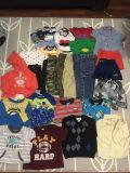3-12 month baby boys clothing lot