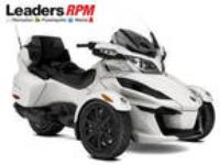 New 2018 Can-Am Spyder RT 6-speed semi-automatic with reverse (SE6)