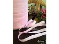 "10 yards 1/2"" solid pink elastic FOE hair headband hair tie"