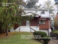 Single-family home Rental - 660 Mercer St