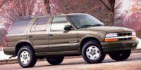 2001 Chevrolet Blazer LT (White)