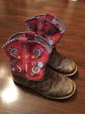 ARIAT boots for girls