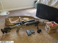 For Sale: Armalite AR10 308/ Vortex Viper PST FFP 3-15x44