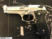 For Sale: Beretta 92 BRIGADIER Elite II 9mm with CTC grips