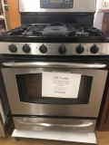 Ge stove gas and electric