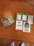 Stop - Go Mille Bornes - Parker Brothers French Card Game Craze