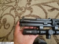 For Sale: Daniel Defense v11 light weight upper with upgrades