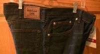 nwt men's lee premium select regular straight leg jeans 36x29 new with tags
