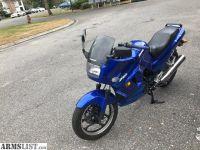 For Sale/Trade: 2006 ninja 250