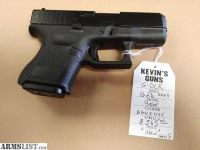 For Sale: Glock G26 Gen5 (9MM)
