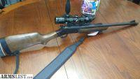 For Trade: Rossi 12 gauge slug gun and muzzle loader