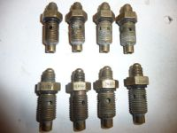 Buy 8 Vintage Kinsler Hilborn Fuel Injection Nozzles 20AS motorcycle in Livonia, Michigan, United States, for US $79.99