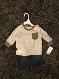 6 mo carters Outfit