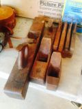 Old Planers and Jointers