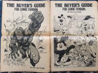 Comics: Buyer s Guide for Comic Fandom
