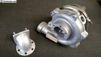 Rajay turbo rebuilt