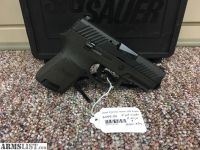 For Sale: Sig Sauer OD P320 Subcompact 9mm w/ Night Sights