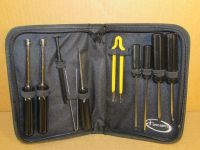 Small tool kit screwdrivers wrenches etc.