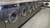 Coin Operated Speed Queen Front Load washer 30 lb SC30MD2OU60001 Used