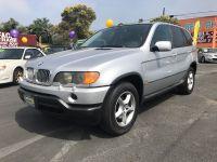 2001 BMW X5 4.4i AWD 4dr SUV