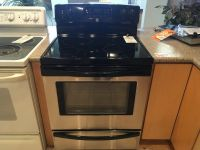 Kenmore Stainless Electric Range - USED
