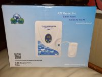 EEUC Aqua-6 A2Z ozone-cleans water, fruits/vegetables and air